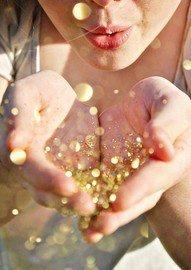 golden courage dust